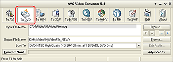 The best DVD burner - convert video to DVD and burn DVD easily with super fast speed