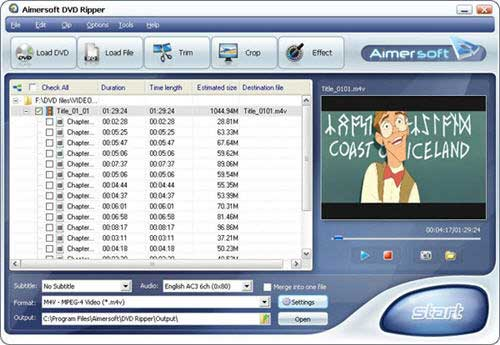 Best free DVD ripper guide - copy protecte DVD movie to